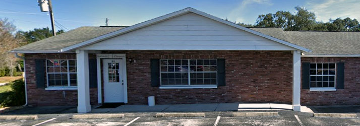 Chiropractic New Port Richey FL Office Building
